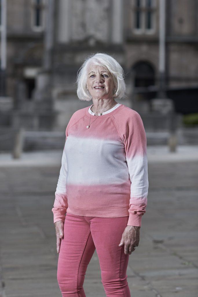 Debra Skeoch -  a born and bred Prestonian.