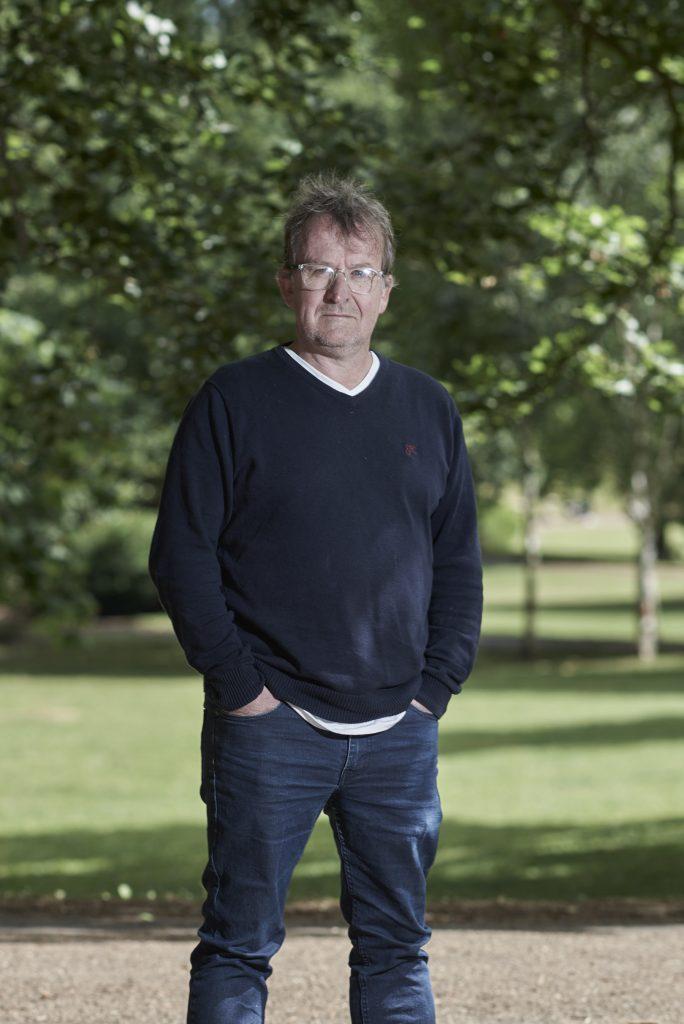 Peter Kelly photographic portrait