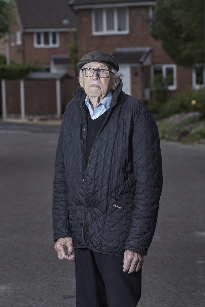 Eric Hastewell photographic portrait