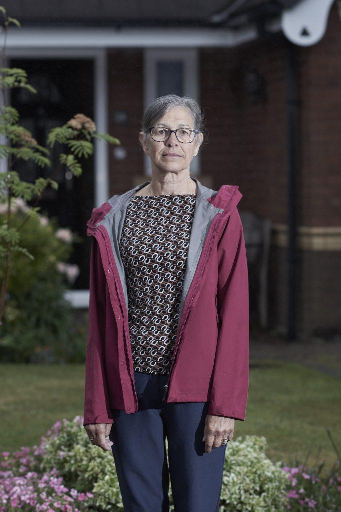 Janet Stocks photographic portrait