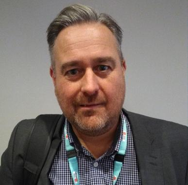 Steve Lloyd – Libraries, Culture and Registration Services Manager for Lancashire County Council.
