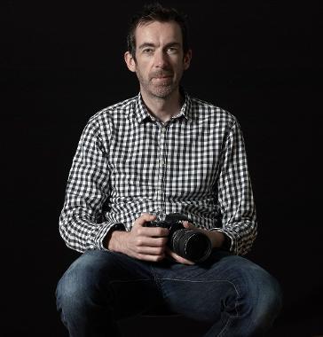 Garry Cook - an independent photographer and arts producer