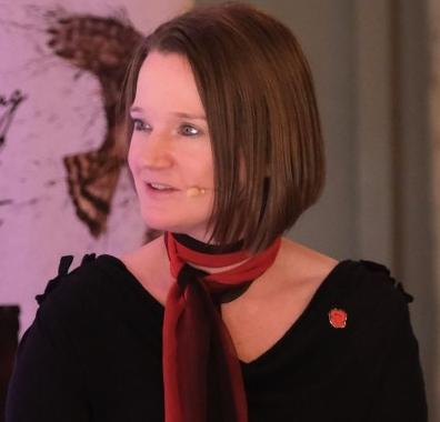 Rachel McQueen, Chief Executive of Marketing Lancashire