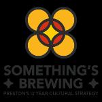 Somethings Brewing logo - Transparent