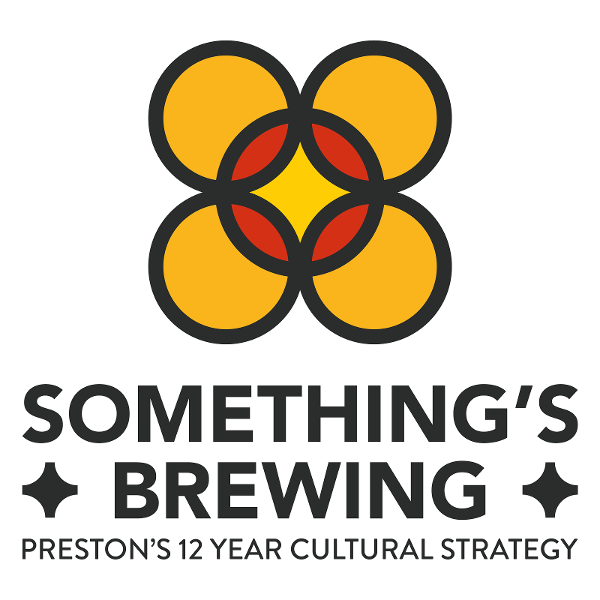 The Something's Brewing Logo